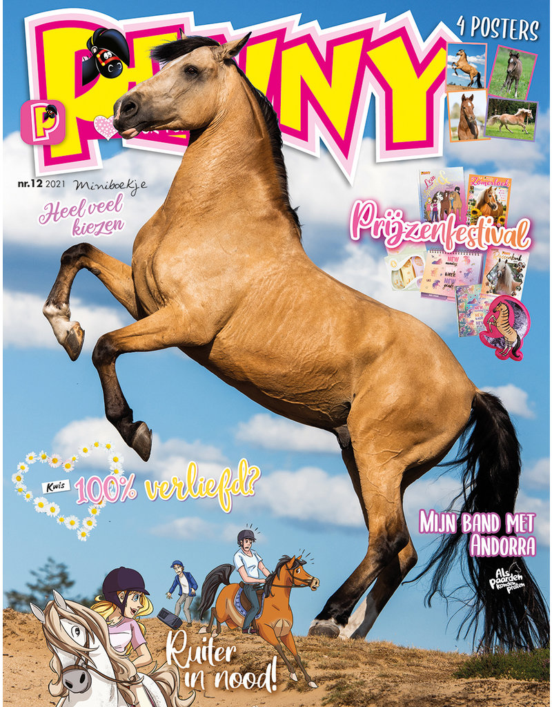 Penny Tijdschrift 12 - 2021