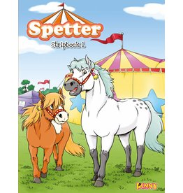 Spetter Stripboek 1