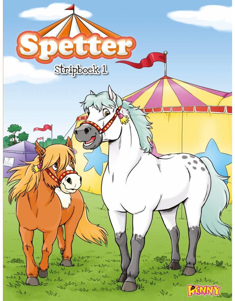 Penny - Spetter Stripboek 1