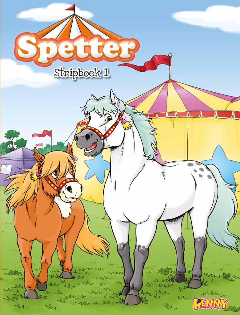 Spetter Stripboek 1
