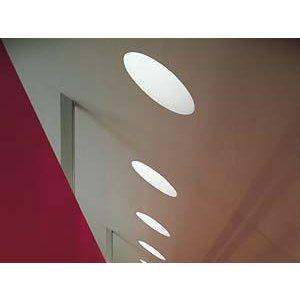 Skylux® Ronde lichtkoepel 130cm Polycarbonaat of Acrylaat