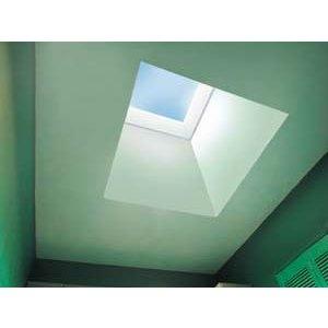 Skylux® Piramide lichtkoepel vierkant 100x100 cm Polycarbonaat of Acrylaat