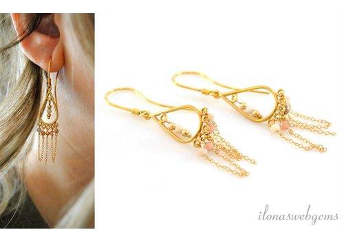 Inspiration: Ohrringe mit Kronleuchter