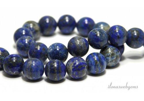 Lapis lazuli beads around 15.5mm