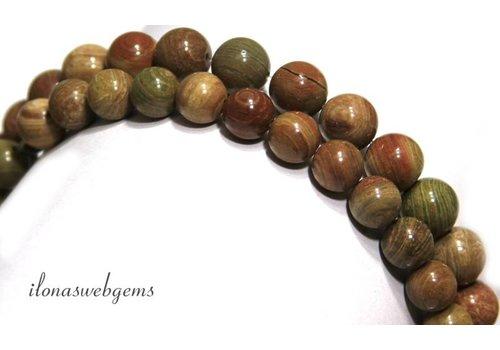 Jasper beads around 8mm