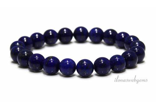 Lapis lazuli kralen (armband) AA kwaliteit ca. 6mm