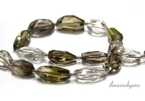 Free shape beads mix A quality approx. 25x16x11mm