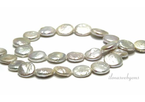 Coin pearls ca14x5mm