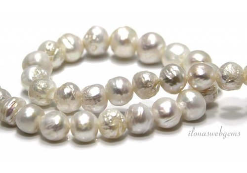 Freshwater pearls ca12mm