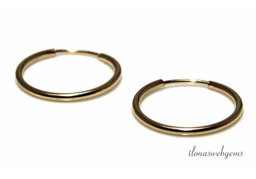 gold filled ear cresstools