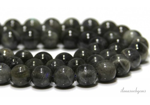 Labradorite beads around 12mm