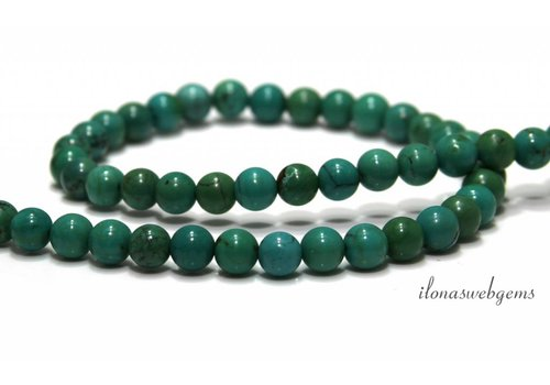 Turquoise beads A quality 8mm