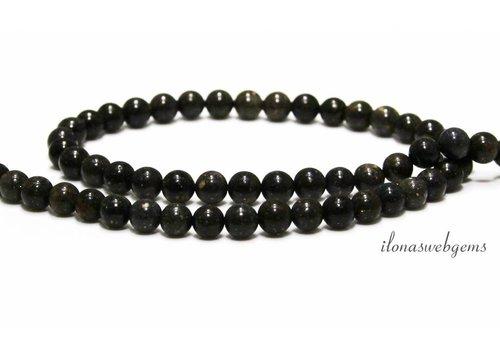 Black Noble Opal beads Unique !! - 100% natural