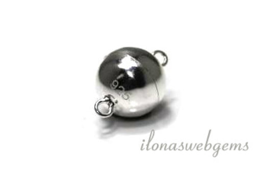 Sterling Silber Magnetverschluss ca. 14mm