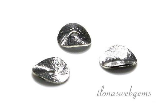 Sterling zilveren chips 10.5mm