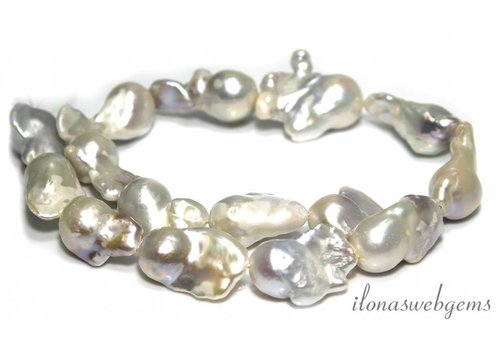 Baroque pearls approx. 15-33mm