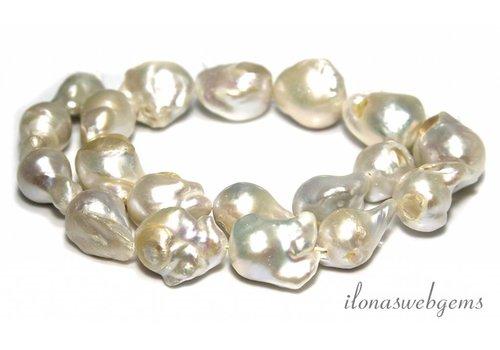 Baroque pearls B quality