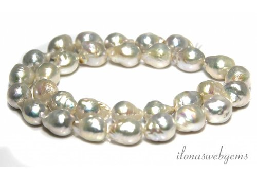 Baroque pearls small size approx. 11-17mm