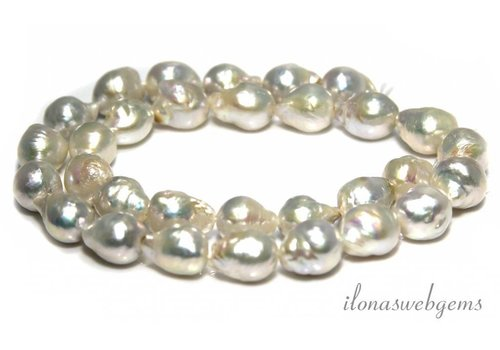 Baroque pearls small size approx. 11-13mm