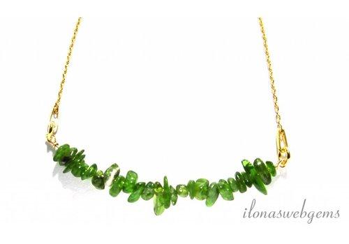 Inspiration: Split Perlenkette