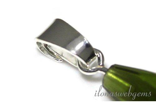 Sterling zilveren bail 14x3.7mm