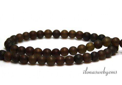 Amber beads around 6.5mm