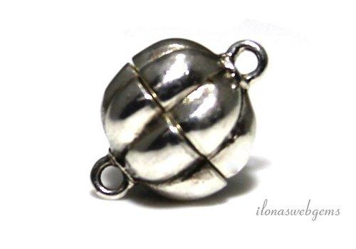 Sterling Silber Magnetverschluss