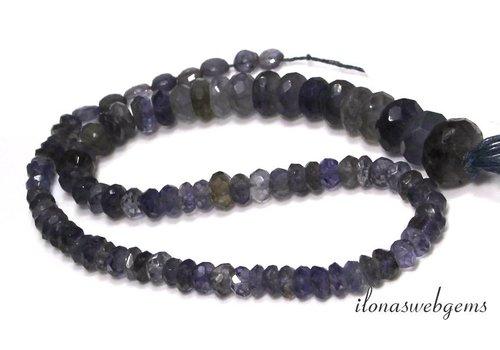 iolite beads free shape mix - Copy - Copy - Copy - Copy