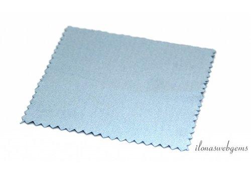 Mini silver polishing cloth *********** Free *********
