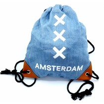 Amstel Bag XXX light blue