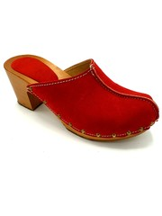 DINA Red heel