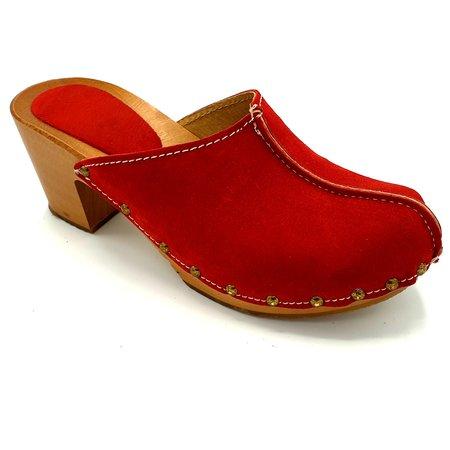 DINA Red heel