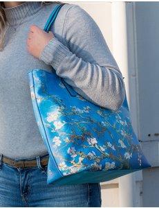 Celdes van Gogh amandel bloessem tassenset (2 tassen)