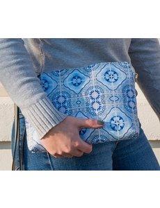 Celdes Shoulderbag/purse portuguese tiles