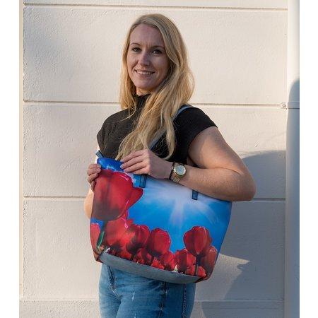 Celdes BG0002 Colorful tulips bagset