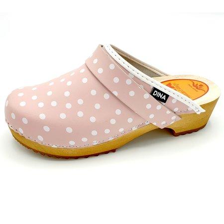 DINA Pink dots