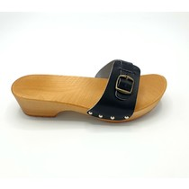 Slippers black S1