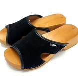 DINA Slippers black