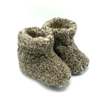 slippers 100% wool grey