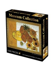 Puzzle 1000pcs Van Gogh sunflower