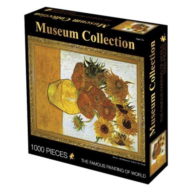 Puzzle 1000 Stück Van Gogh Sonnenblume