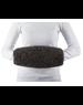 Wool Muff dark grey