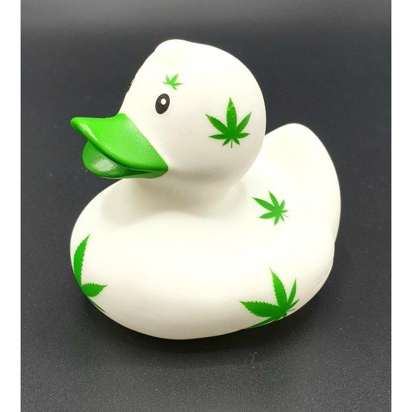Gummiente Cannabis 8cm
