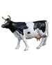 Lifelike milk cow - you can milk it-