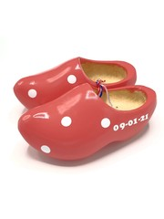 Maternity clogs pink