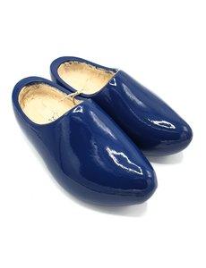 Clogs Marineblau