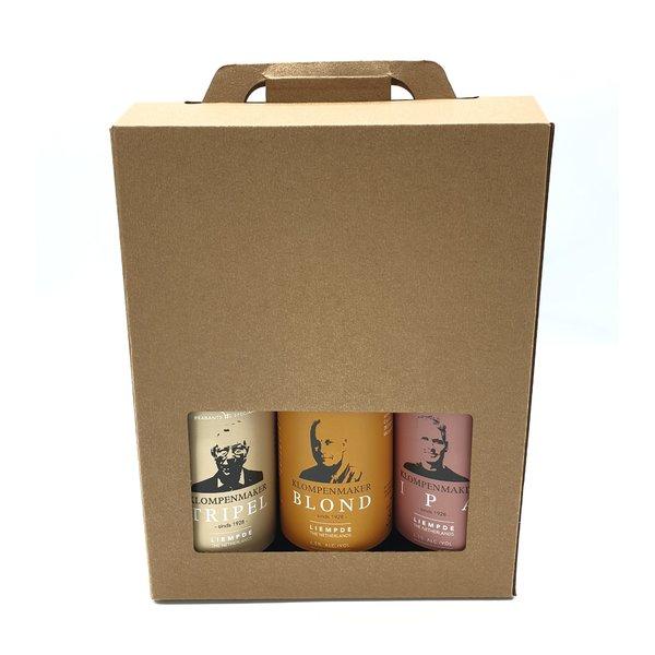 Clog maker beer giftbox (3pcs)
