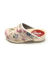DINA Swedish clogs Jardin