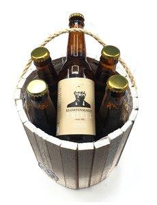 Klompenmakers bierbucket 5xbier