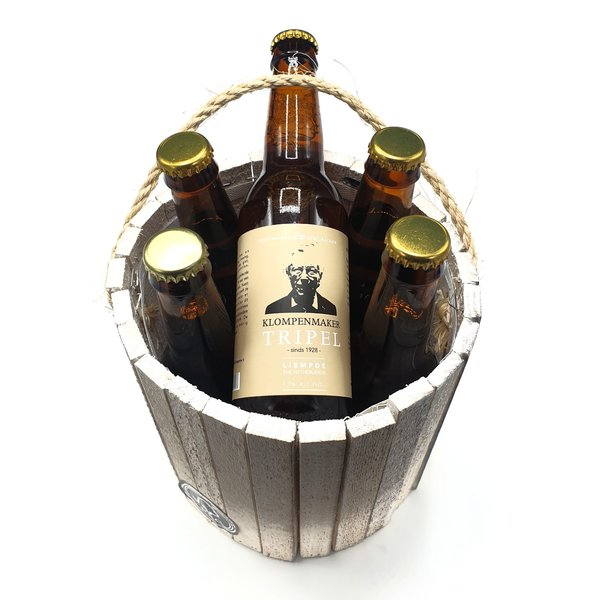 Clog maker Beer Bucket 5pcs